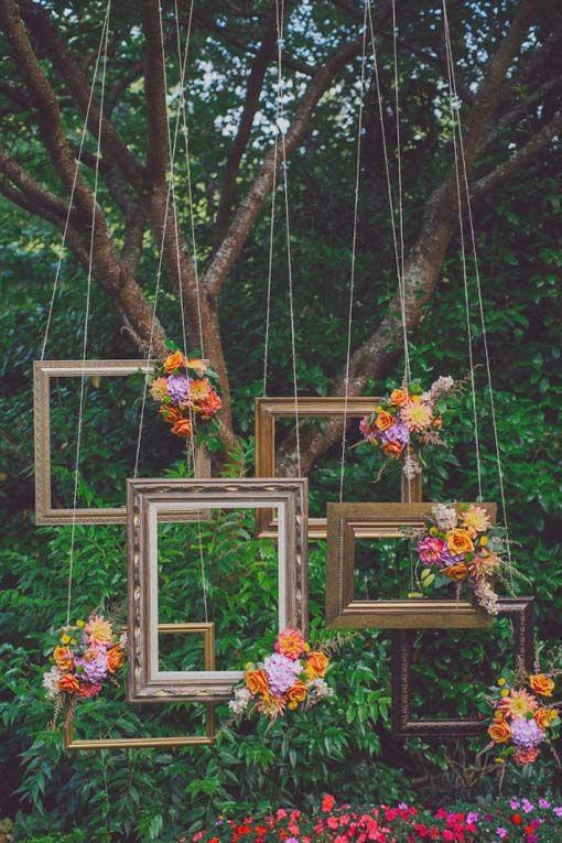 Photographer Florist Display