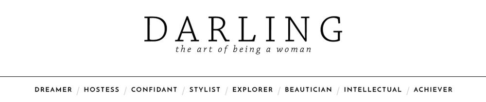 Brand Styling Darling Magazine