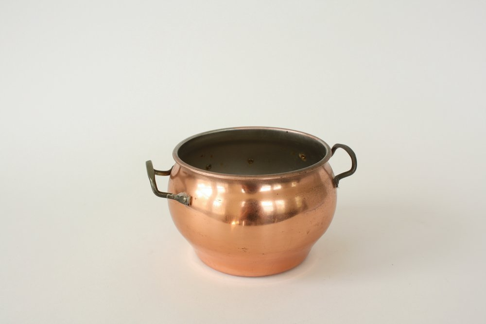 200. copper vessel | 3.5""