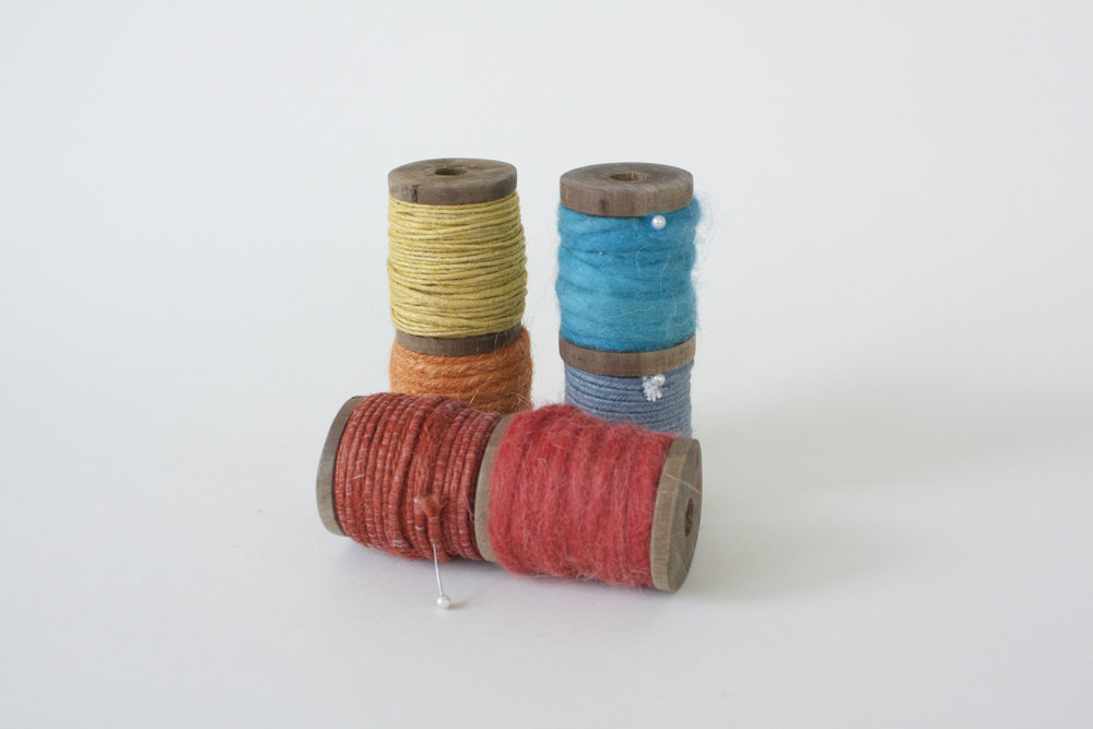 "ribbon & thread spools | 1.5"" x 4"" 