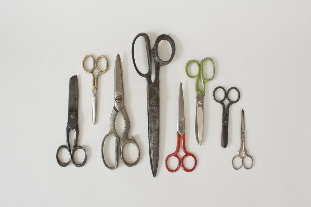 """scissors   4-10""""   8"""