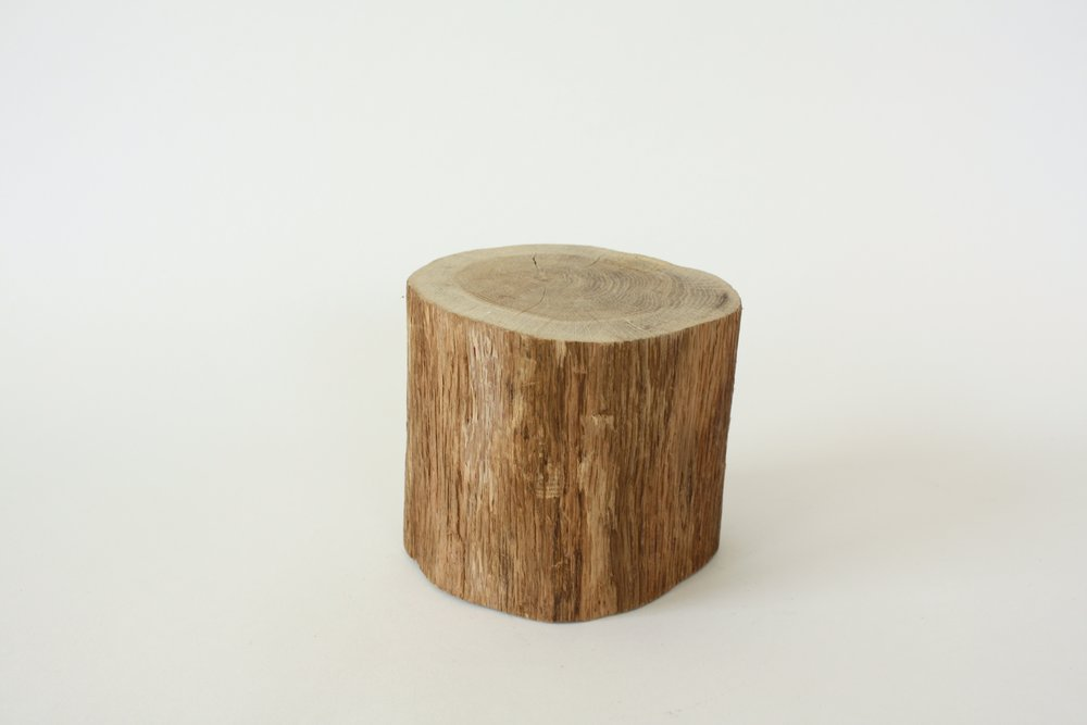 "wood stump | 4"""