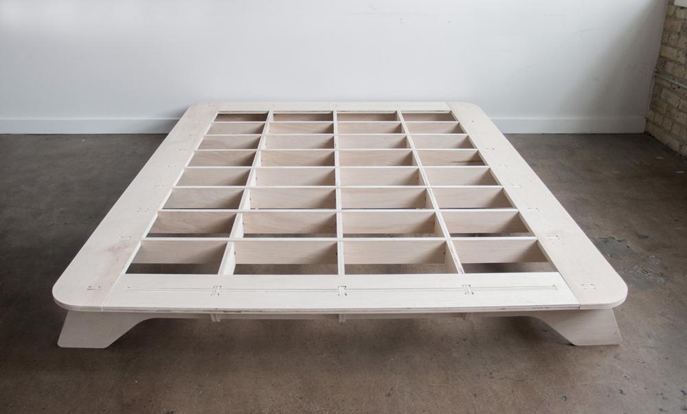 Trestle Bed Frame Craig Stover