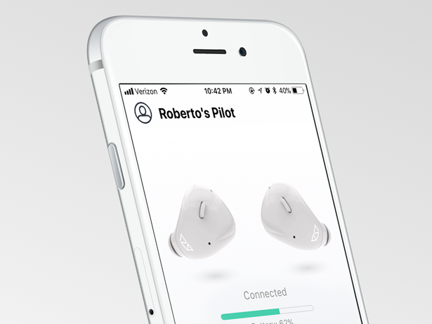 Pilot Speech Translator   UX Design, Product Management • Mobile App