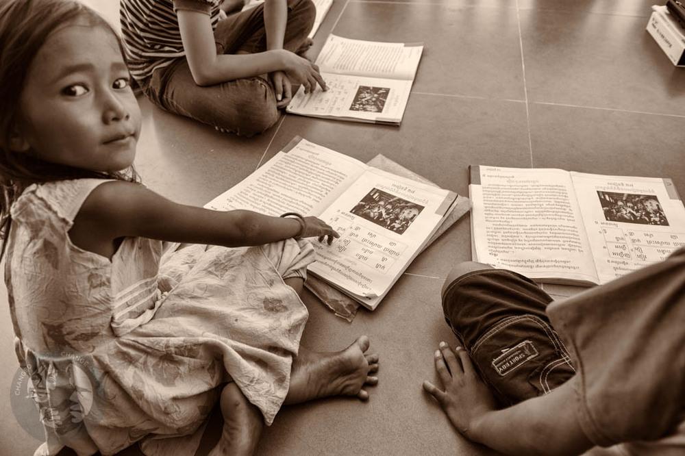 Literacy training builds communities!