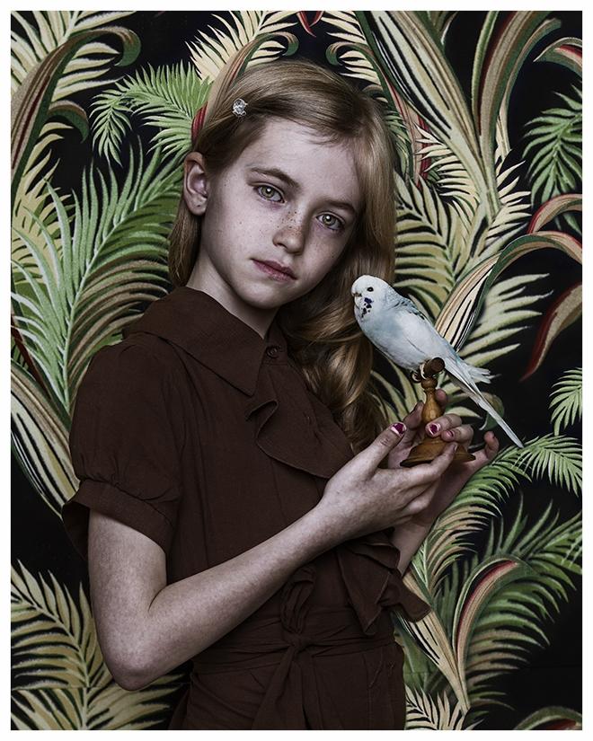 Animal Child  -  Little bird
