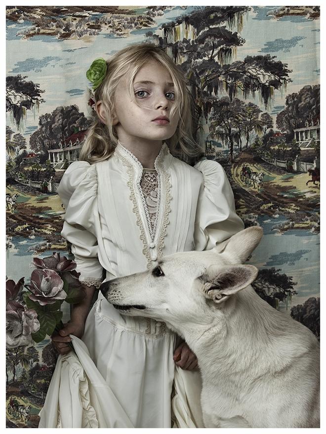Animal Child  -  Sophia's Shepard