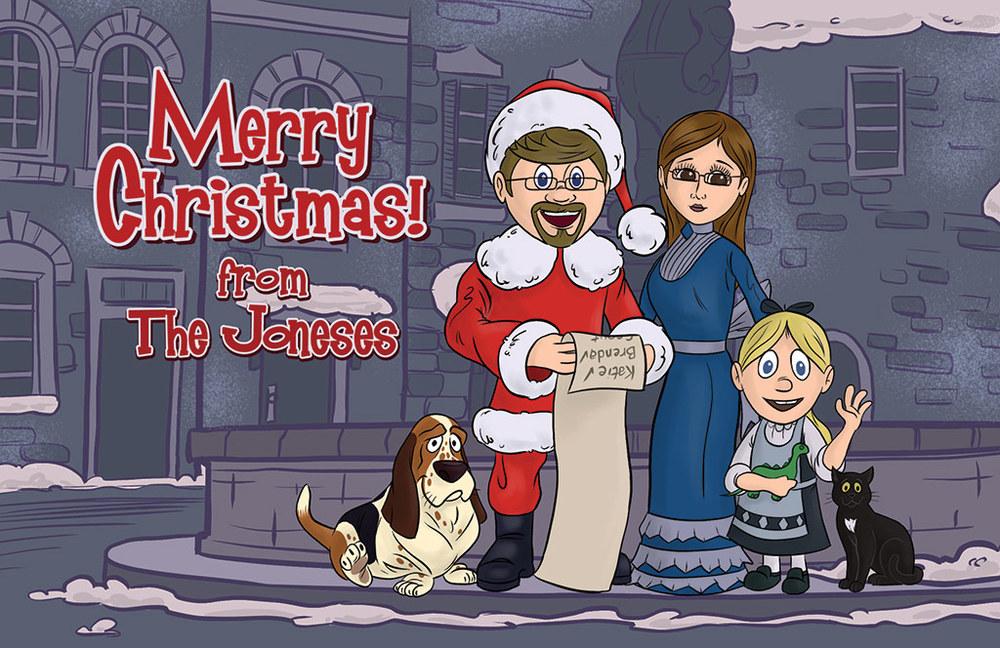 Our 2013 Christmas Card