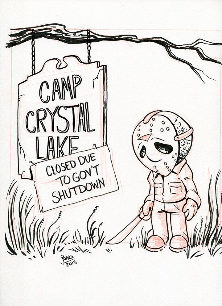 L'il Jason sketch