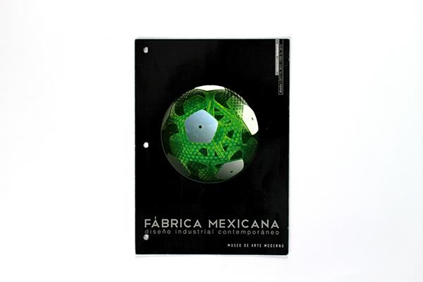 Fabrica Mexicana DI Contemporáneo | Mexico | 2011 | Brochure