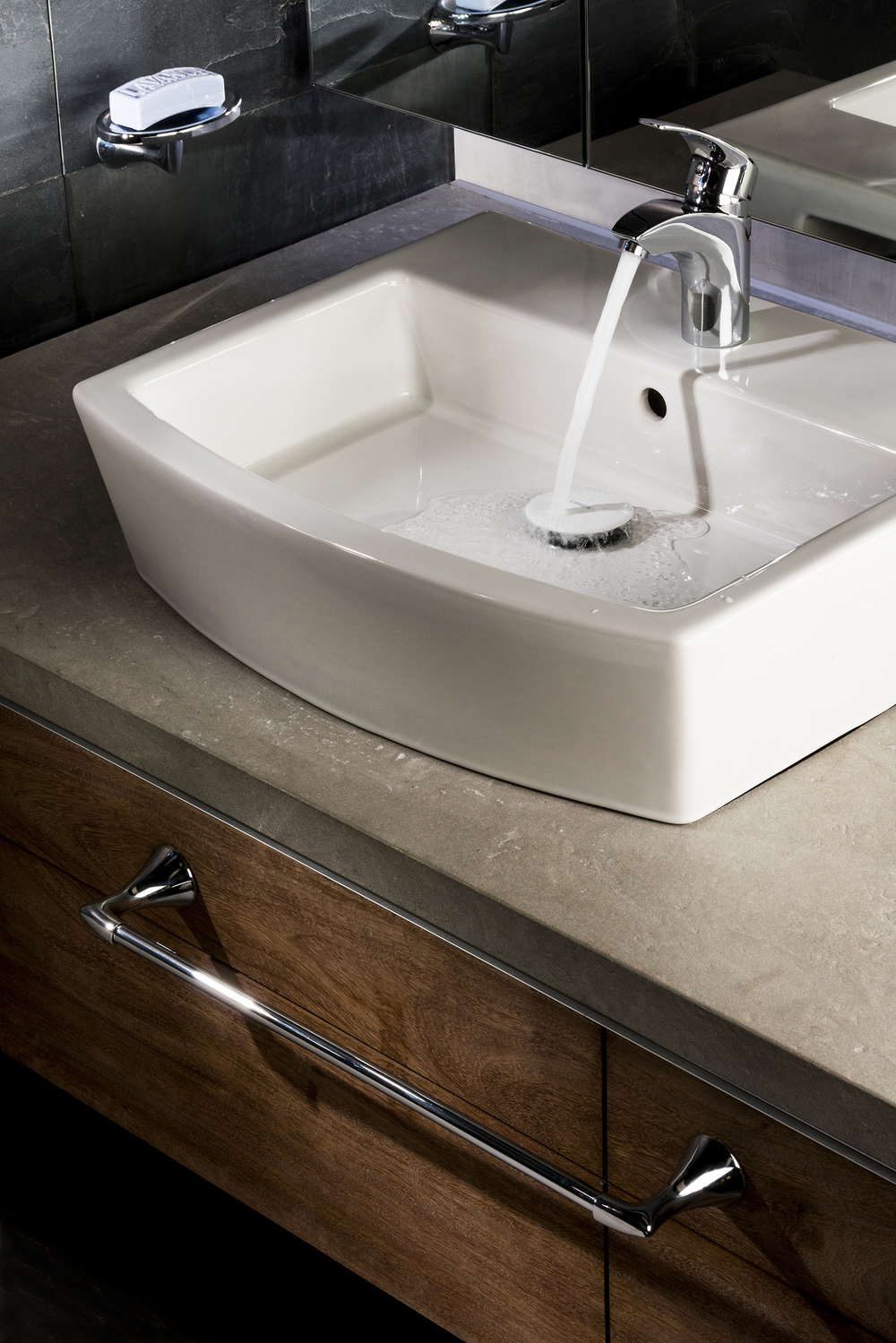 YAZ® Basin Mixer — Courtesy of URREA