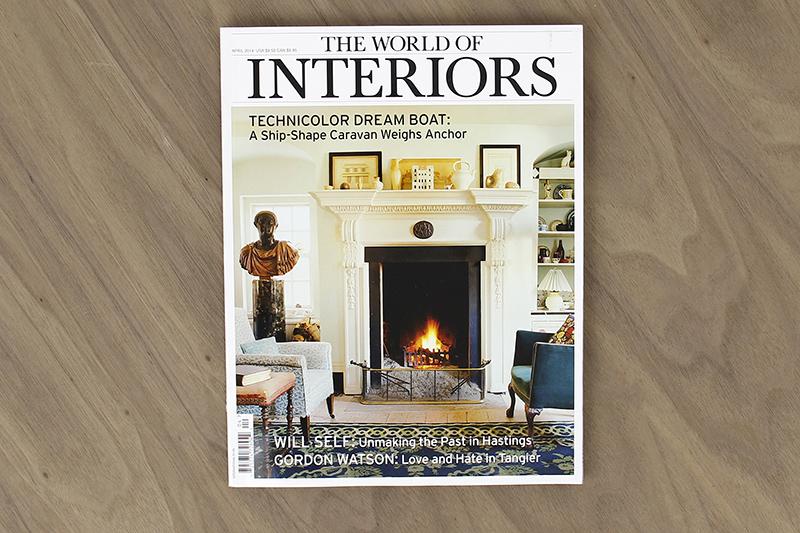 The world of interiors | 2014 | USA