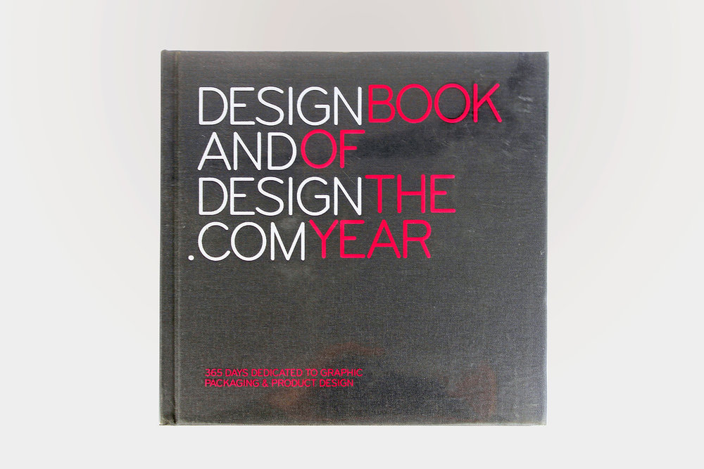 •    Design And Design Book Of The Year Vol. II  | Author: Marc Praquin | Publisher: Index Books | Paris | 2009