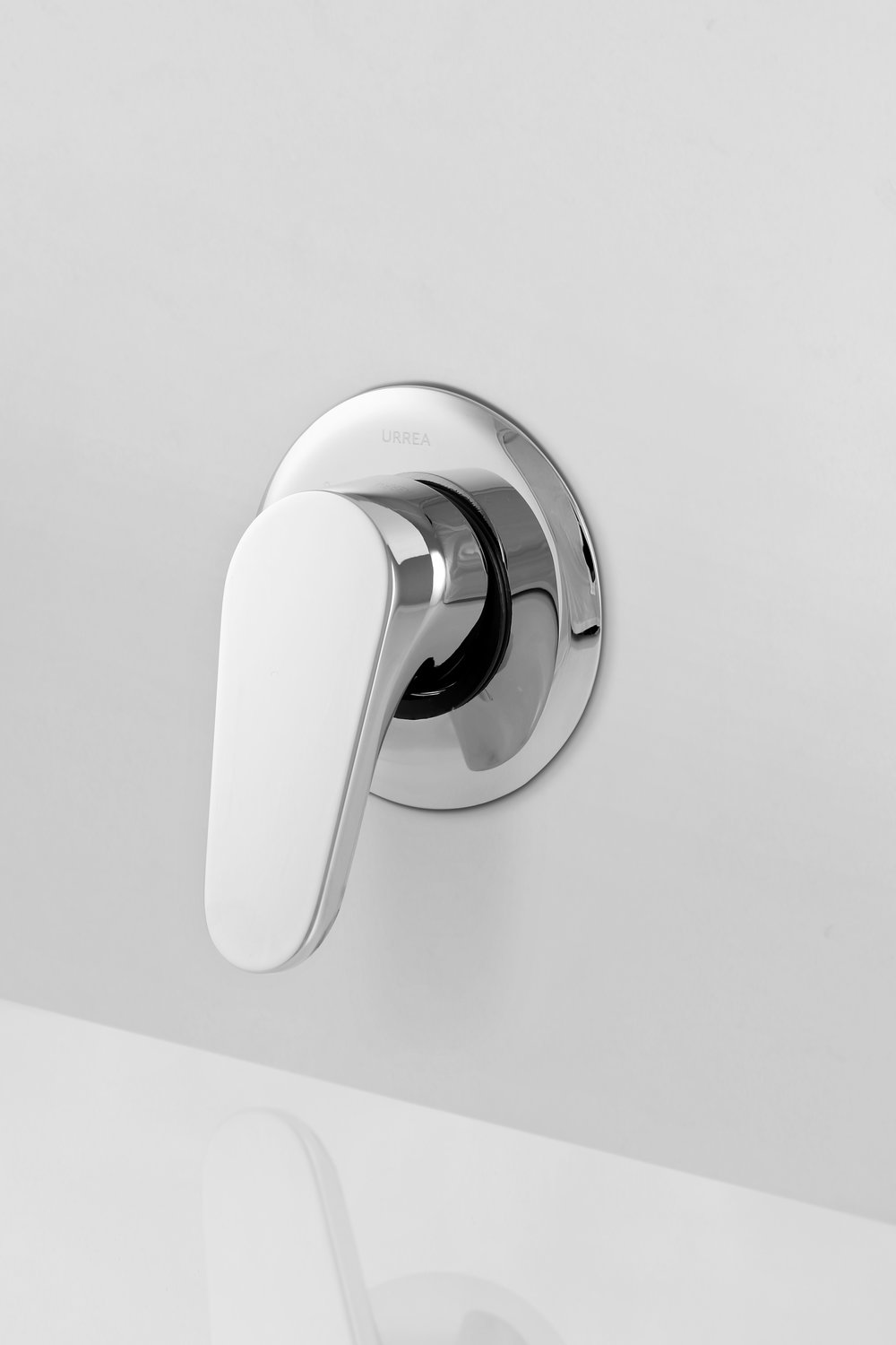 HATIA® Single-lever bath/shower mixer trim