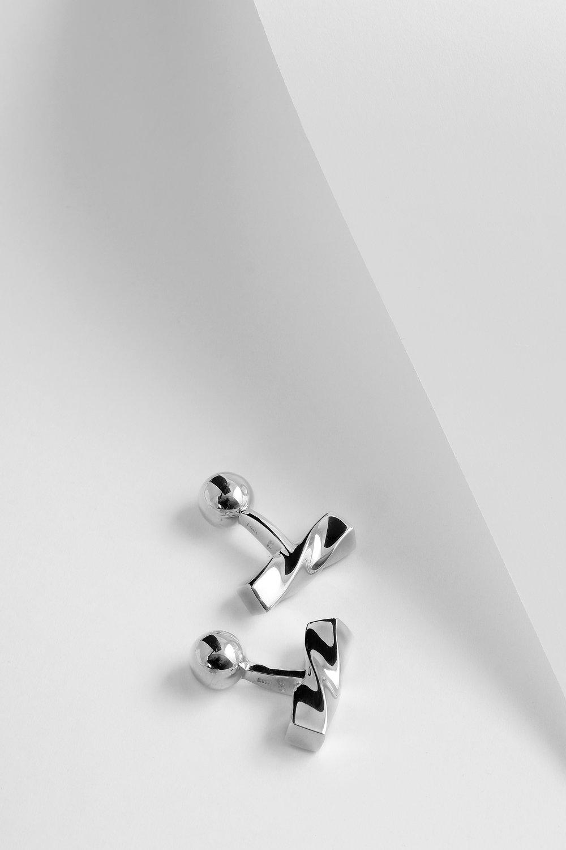 Helix cufflinks