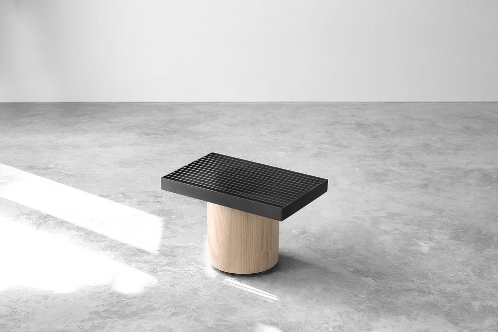 Movement Side Table