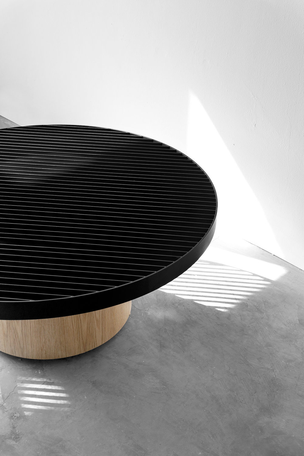 Movement Coffee Table Detail