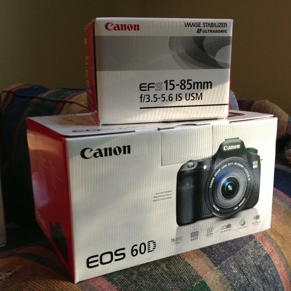 My new camera!