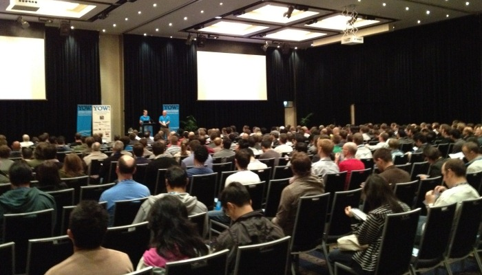 Opening remarks at YOW! 2011 in Melbourne