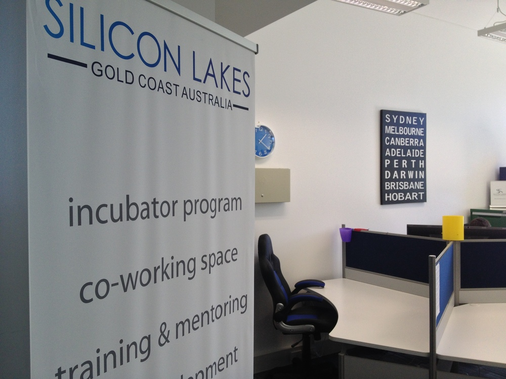 Silicon Lakes coworking space