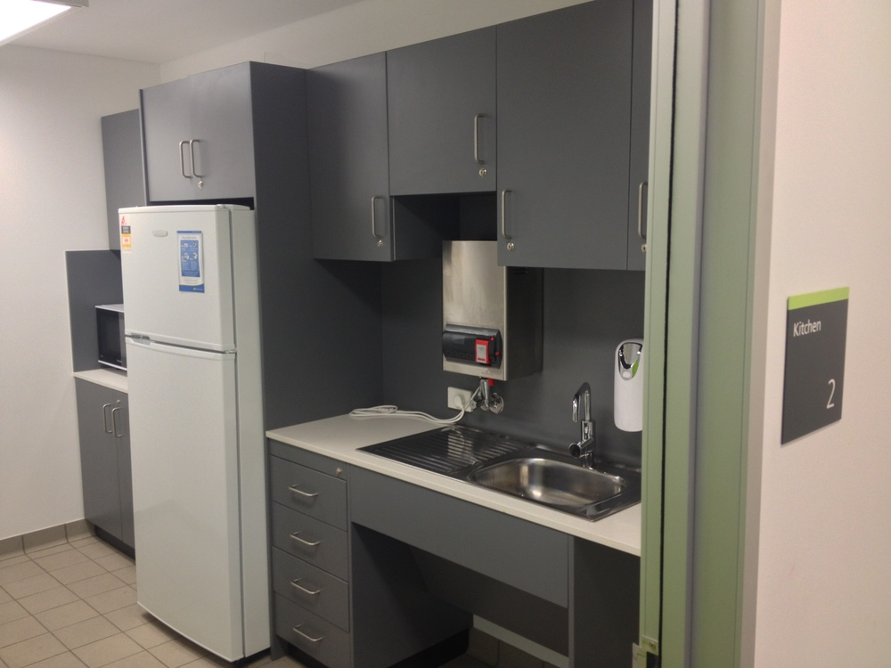 Kitchen at Robina Community Centre