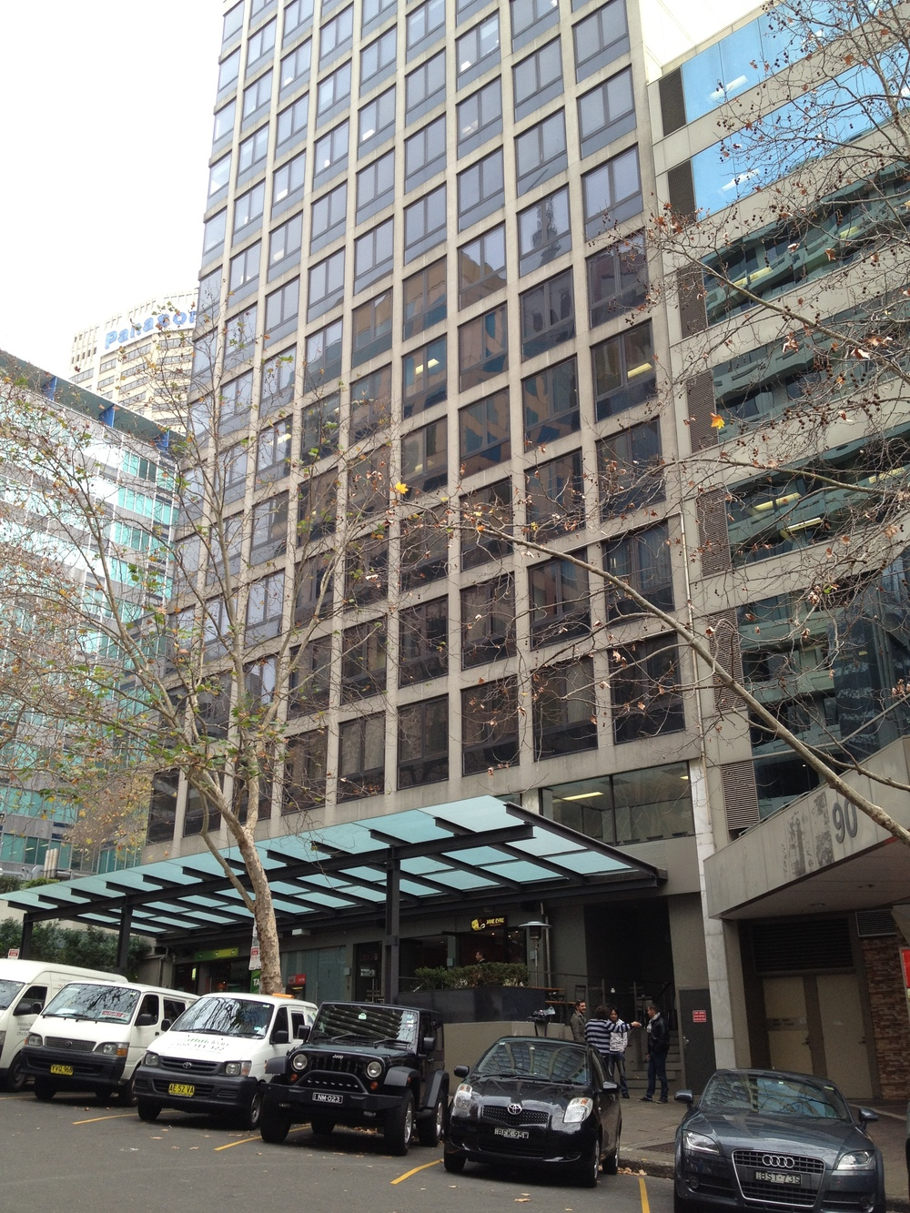 The New, New Telerik Office in North Sydney