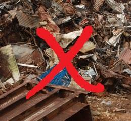 Landfills pollute