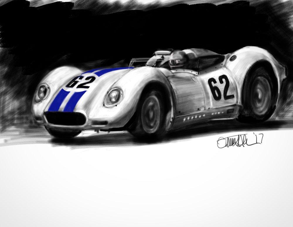 Car Number 62