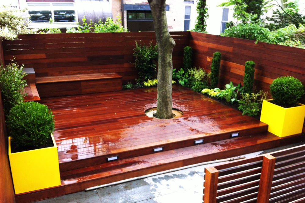 4th Street Park Slope Brooklyn - installed  2012