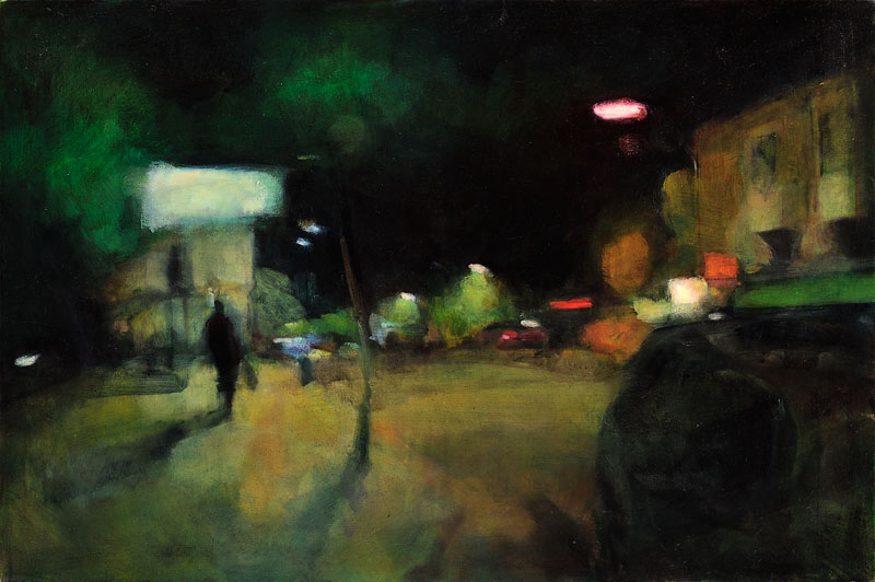Rockridge Nightscape (sold)
