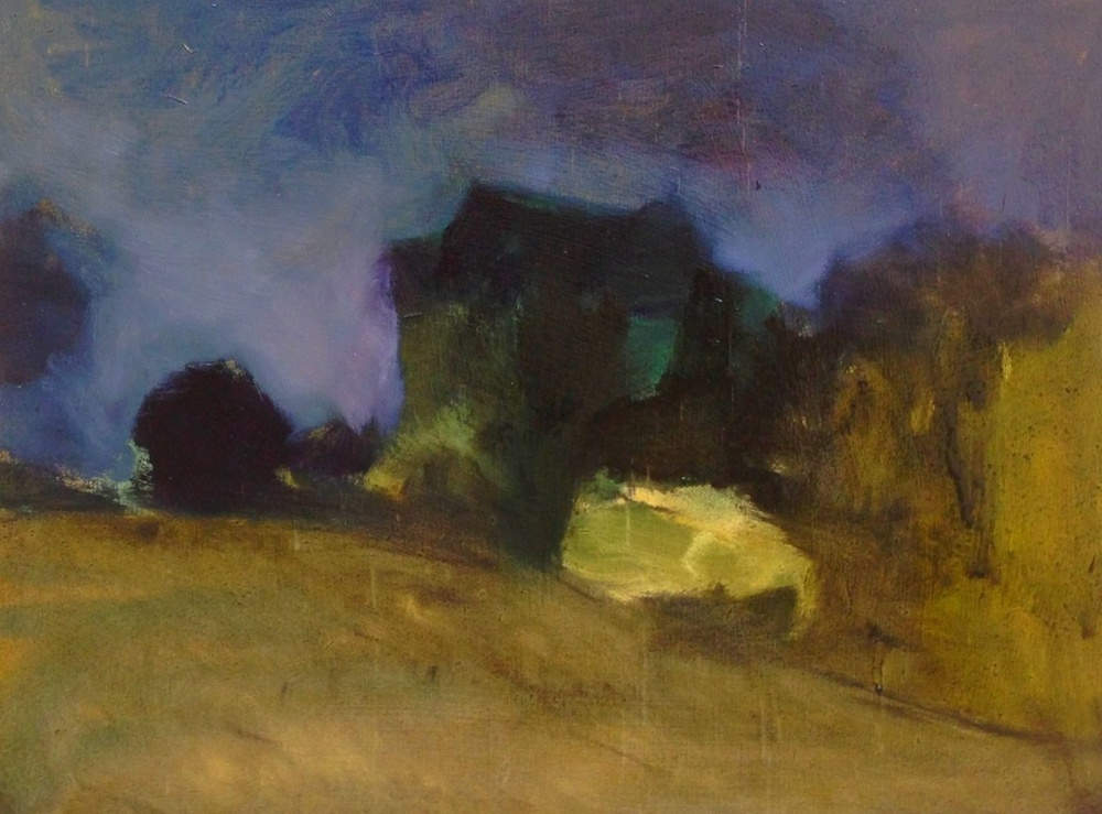 Lara Hoke, Study of Roy's House