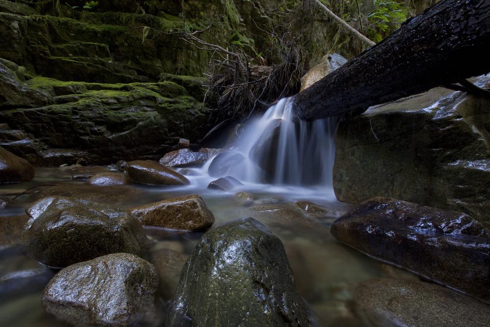 Waterfall, North Shore, BC
