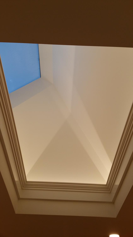 Skylight shadows