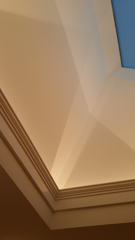Skylight forms
