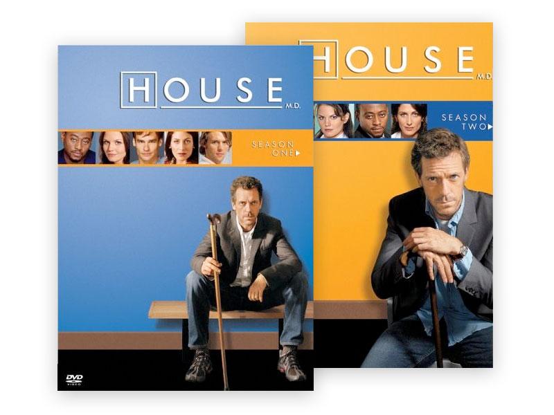 House Season 1 & 2