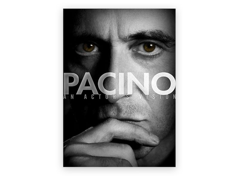 Pacino: An Actor's Vision