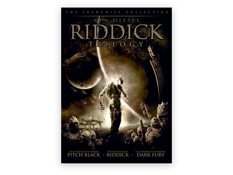 The Riddick Trilogy