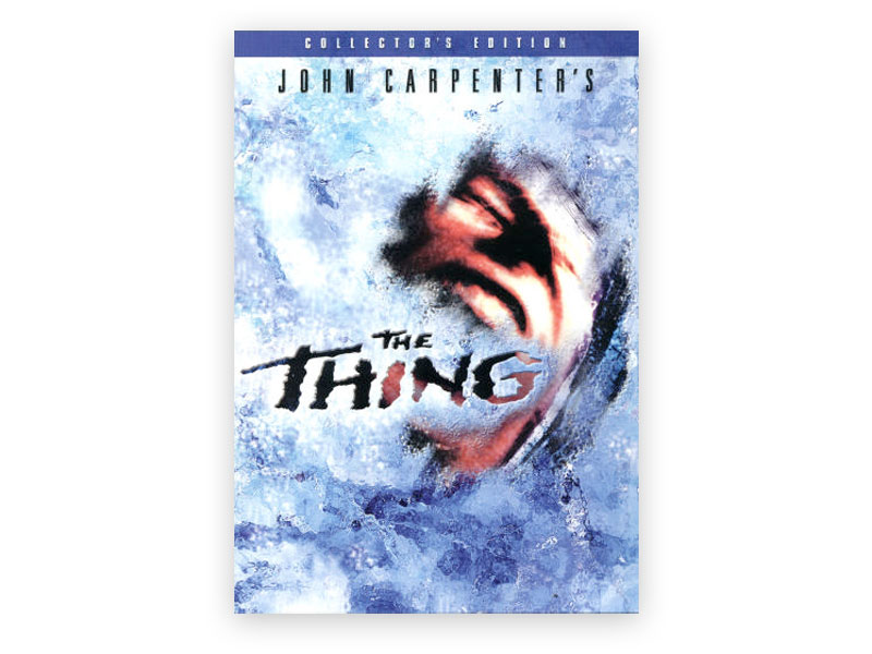 The Thing Collector's Edition