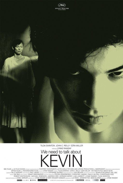 Poster Review: We Need To Talk About Kevin