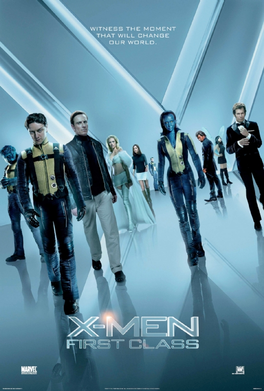 Poster Review: X-Men: First Class