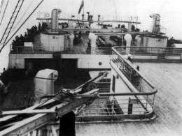 Titanic's Poopdeck