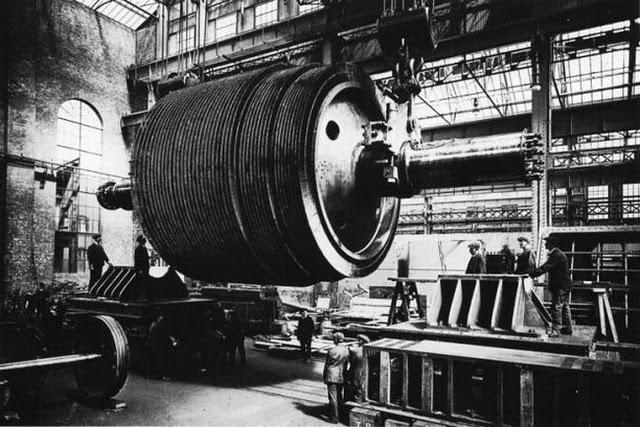 Titanic's Turbine Rotor