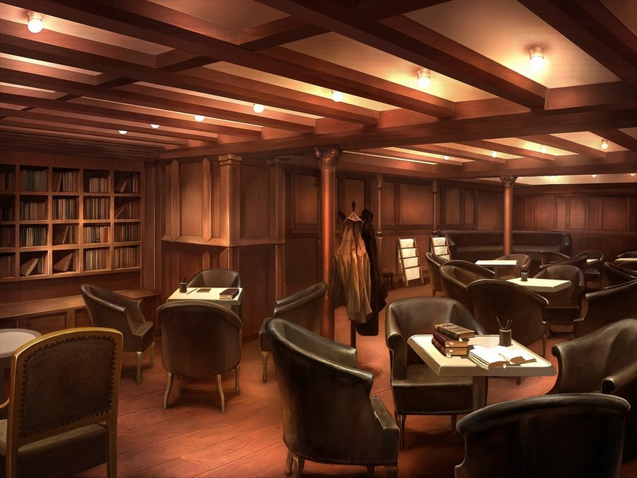 Inside Titanic Ultimate Titanic