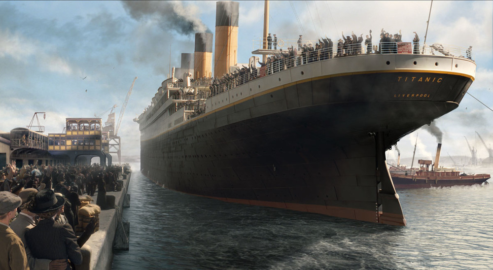 The Voyage of Titanic — Ultimate Titanic