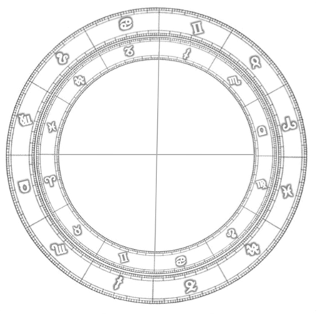 Theomagica the glyph of the moon and here is the example natal chart from above applied on the raw template ccuart Images