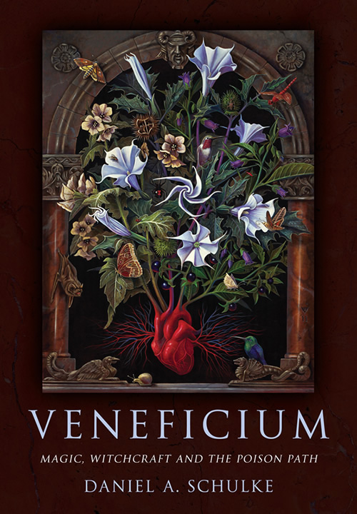 Daniel Schulke, VENEFICIUM, Three Hands Press 2012 - click to enlarge