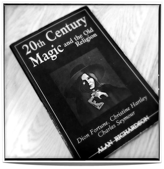 Alan Richardson - 20th Century Magic and The Old Religion - Llewellyn Publications 1991