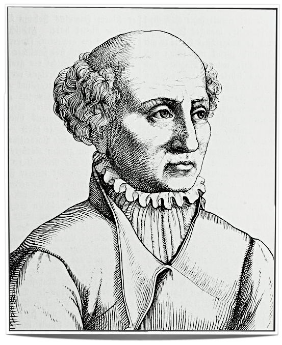 Paracelsus born  Philippus Aureolus Theophrastus Bombastus von Hohenheim  (1493 - 1541) -  a true free spirit of medieval times