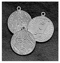 Examples of Mr.Ogris' talismans
