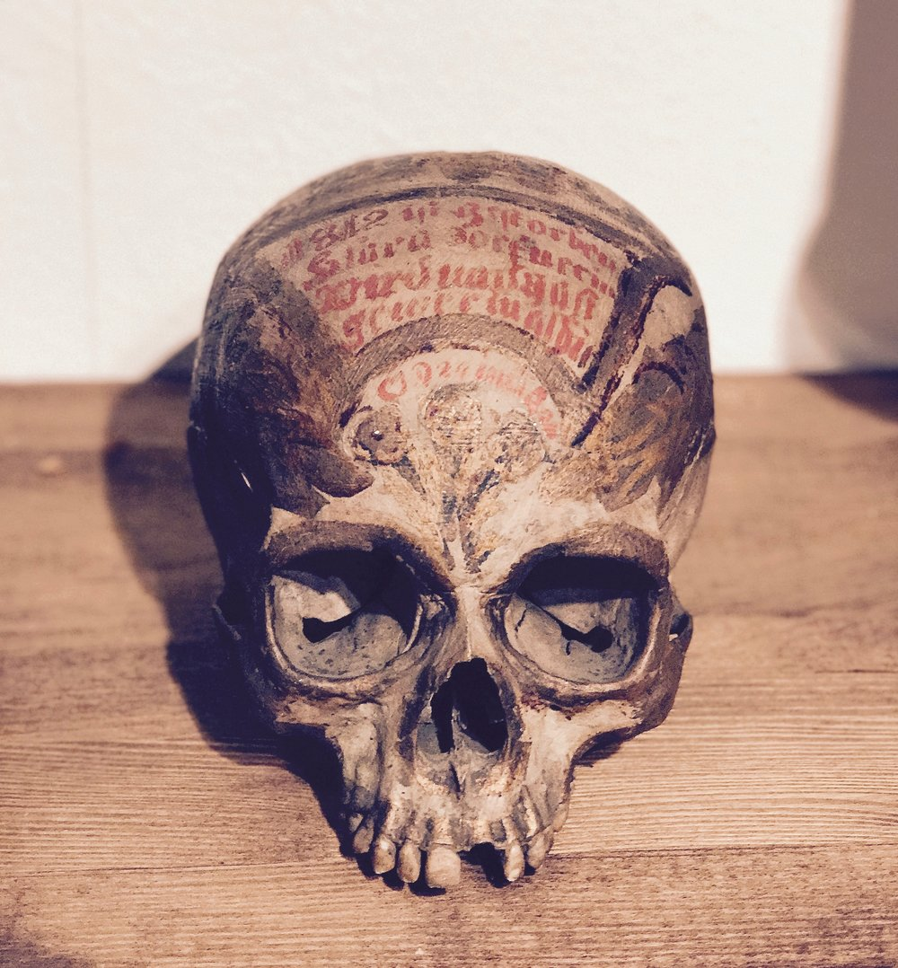Gebeinhaus Totenkopf